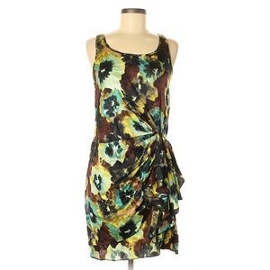 Cynthia Steffe Multi-Color Casual Dress